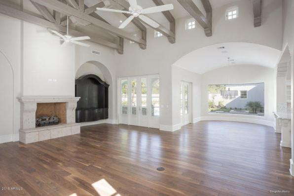 Nearing Completion Mark Candelaria design home in Paradise Valley lists for $4.4M 3