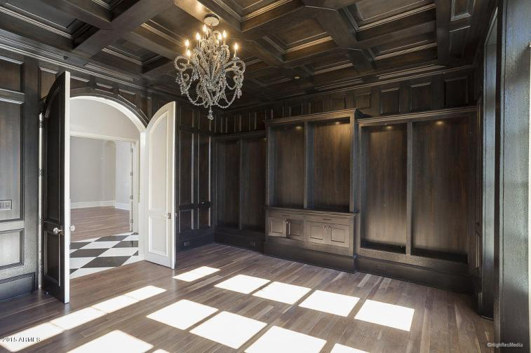 Nearing Completion Mark Candelaria design home in Paradise Valley lists for $4.4M 7