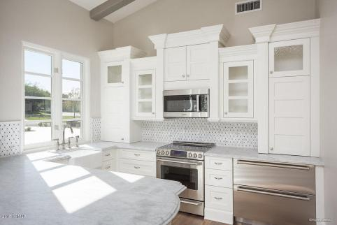 Nearing Completion Mark Candelaria design home in Paradise Valley lists for $4.4M 9
