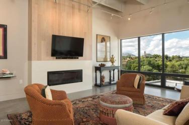Prescott AZ downtown modern Penthouse loft 2