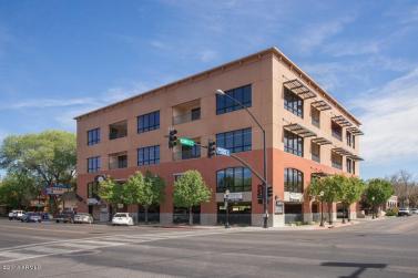 Prescott AZ downtown modern Penthouse loft