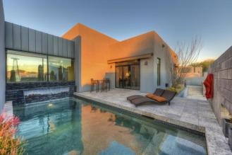 Just a couple of cool bachelor pads on fleek in the Desert 14