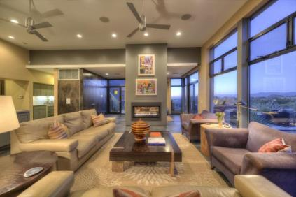 Just a couple of cool bachelor pads on fleek in the Desert 4