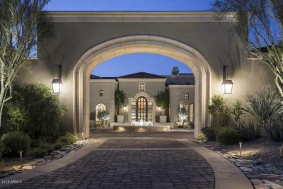 Silverleaf Scottsdale CONTEMPORARY MEDITERRANEAN GLAMOUR Estate 1