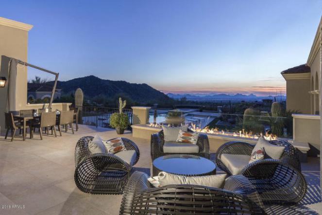 Silverleaf Scottsdale CONTEMPORARY MEDITERRANEAN GLAMOUR Estate 12