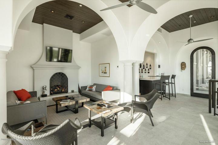 Silverleaf Scottsdale CONTEMPORARY MEDITERRANEAN GLAMOUR Estate 14