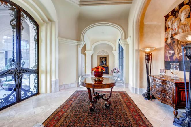 World class Scottsdale Estate on 20 Acres & 35+ car auto show garage 1