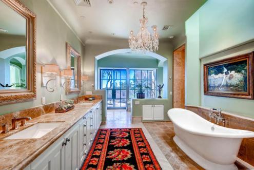 World class Scottsdale Estate on 20 Acres & 35+ car auto show garage 11