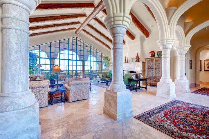 World class Scottsdale Estate on 20 Acres & 35+ car auto show garage 2