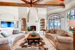 World class Scottsdale Estate on 20 Acres & 35+ car auto show garage 4