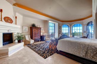 World class Scottsdale Estate on 20 Acres & 35+ car auto show garage 9
