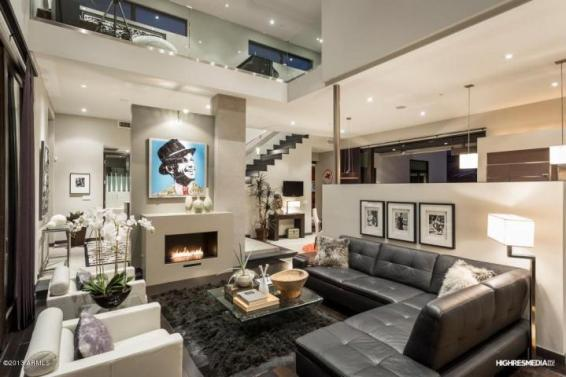 Celebrity 'Malcolm in the Middle' Star Frankie Muniz former AZ Contemporary Pad listed for $3.15 Million 10