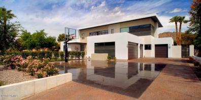 Celebrity 'Malcolm in the Middle' Star Frankie Muniz former AZ Contemporary Pad listed for $3.15 Million 15