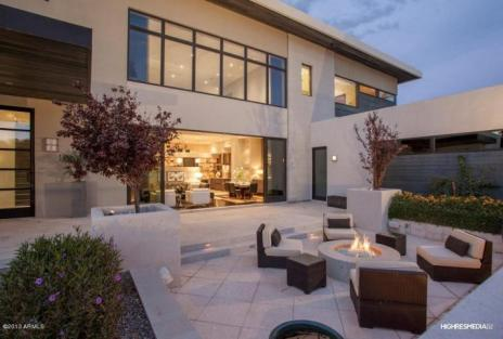 Celebrity 'Malcolm in the Middle' Star Frankie Muniz former AZ Contemporary Pad listed for $3.15 Million 19