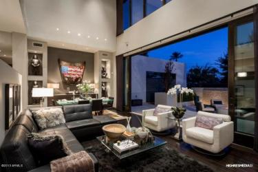 Celebrity 'Malcolm in the Middle' Star Frankie Muniz former AZ Contemporary Pad listed for $3.15 Million 7