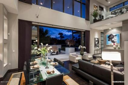 Celebrity 'Malcolm in the Middle' Star Frankie Muniz former AZ Contemporary Pad listed for $3.15 Million 8