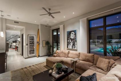 Celebrity 'Malcolm in the Middle' Star Frankie Muniz former AZ Contemporary Pad listed for $3.15 Million 9