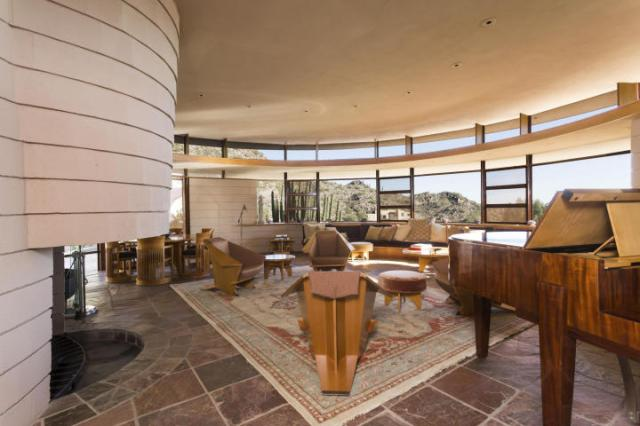 """the Lykes Home"" an original (and last) Frank Lloyd Wright designed home 8"