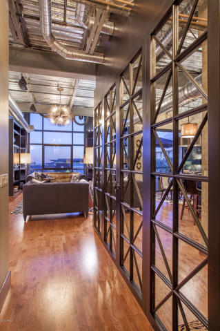 Fabulous Kierland Commons Penthouse above MICHAEL KORS on Main Street! 9
