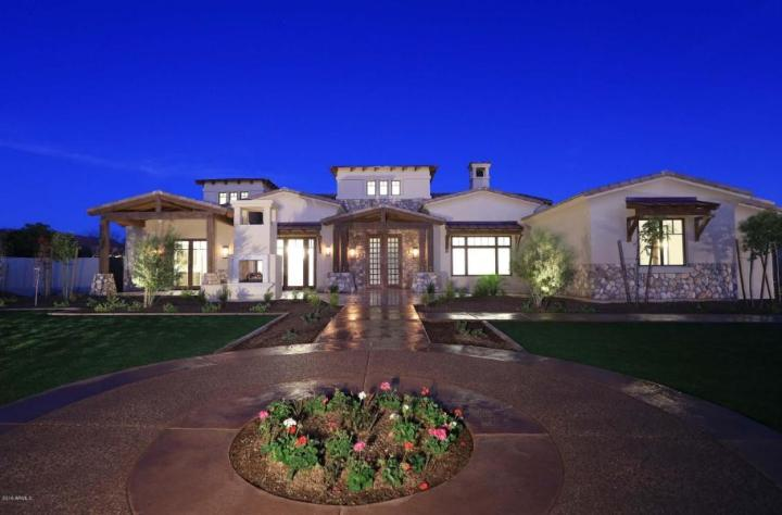 New Modern-Day Luxury in Peoria, Arizona