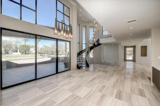Shiny new modern crib in PV comes with its own espresso-coffee maker 1