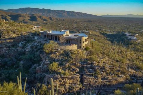 Tucson az Stunning southwest contemporary casa de lujo 1
