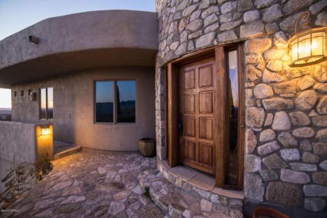Tucson az Stunning southwest contemporary casa de lujo 10