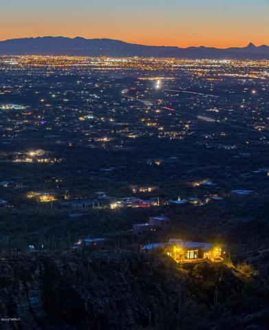 Tucson az Stunning southwest contemporary casa de lujo 3