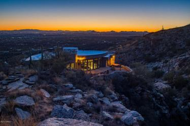Tucson az Stunning southwest contemporary casa de lujo 7