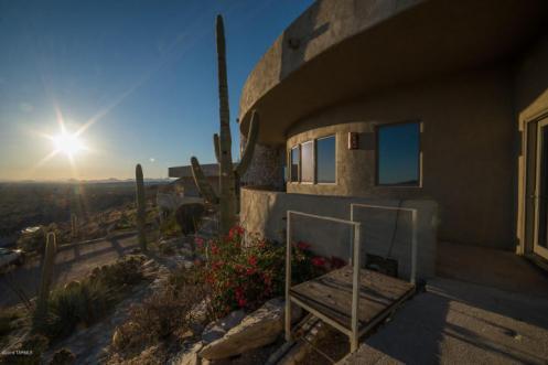 Tucson az Stunning southwest contemporary casa de lujo 8