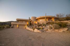 Tucson az Stunning southwest contemporary casa de lujo 9