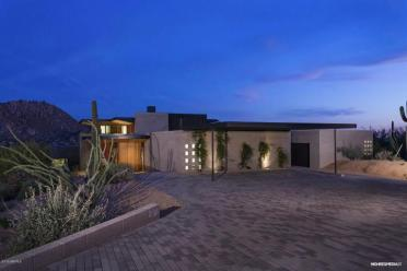 $4.2M stunning modern home in Estancia combines world-class architecture, lacks nothing. 1