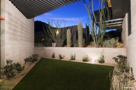 $4.2M stunning modern home in Estancia combines world-class architecture, lacks nothing. 12