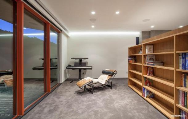 $4.2M stunning modern home in Estancia combines world-class architecture, lacks nothing. 13