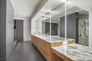 $4.2M stunning modern home in Estancia combines world-class architecture, lacks nothing. 15