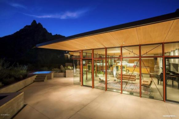 $4.2M stunning modern home in Estancia combines world-class architecture, lacks nothing. 19