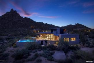 $4.2M stunning modern home in Estancia combines world-class architecture, lacks nothing. 2