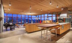 $4.2M stunning modern home in Estancia combines world-class architecture, lacks nothing. 4