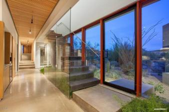 $4.2M stunning modern home in Estancia combines world-class architecture, lacks nothing. 8