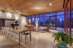 $4.2M stunning modern home in Estancia combines world-class architecture, lacks nothing. 9