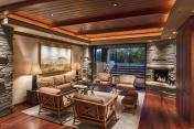 Contemporary house of steel & wood on rare hillside flat Paradise Valley grounds asking a whopping $7.5M 11