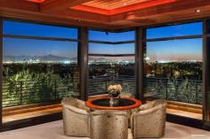 Contemporary house of steel & wood on rare hillside flat Paradise Valley grounds asking a whopping $7.5M 3