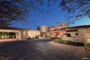Contemporary house of steel & wood on rare hillside flat Paradise Valley grounds asking a whopping $7.5M 5