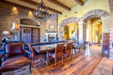 Exquisite baller estate with Indoor Basketball Court trying to bank $3.4 Million 11