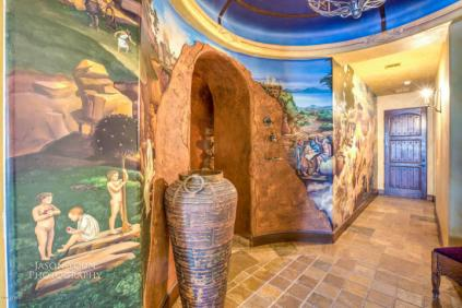 Exquisite baller estate with Indoor Basketball Court trying to bank $3.4 Million 14