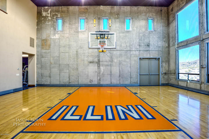 Exquisite Baller Estate With Indoor Basketball Court Trying To Bank