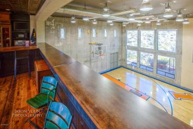 Exquisite baller estate with Indoor Basketball Court trying to bank $3.4 Million 4