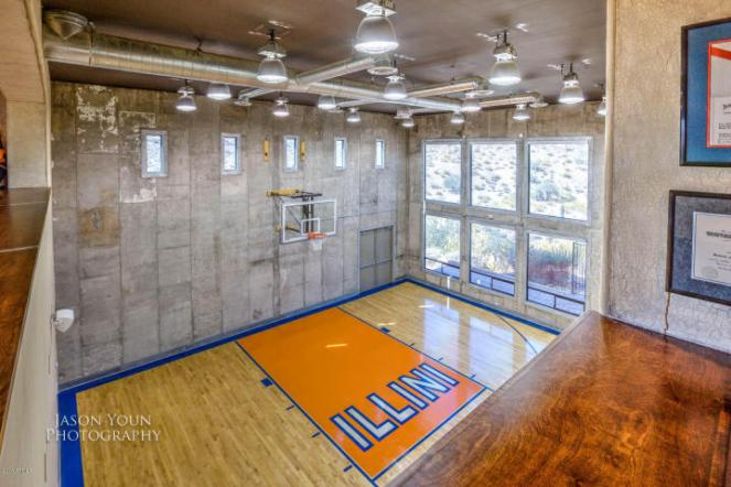 Exquisite baller estate with Indoor Basketball Court trying to bank $3.4 Million 7