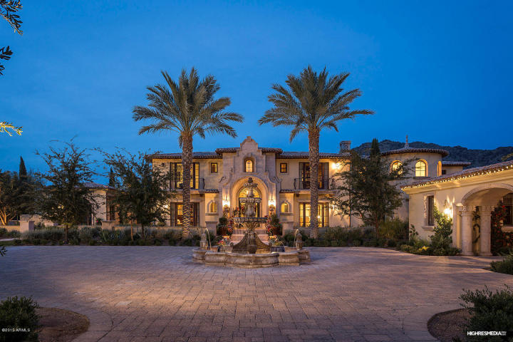 February 2016 expensive home sales Arizona 2