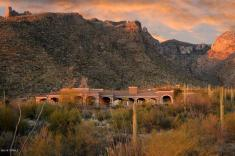 Tucson AZ Mediterranean Mansion